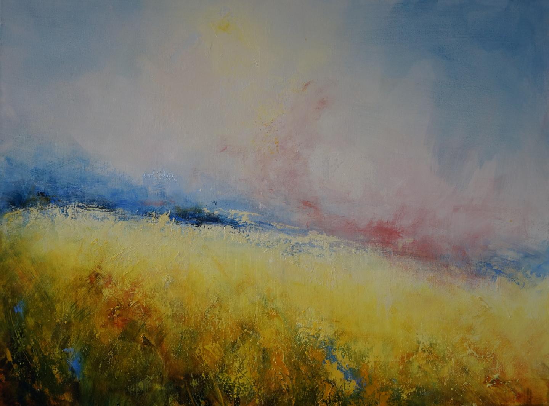 7 Summer Pastures 104 x 79cm